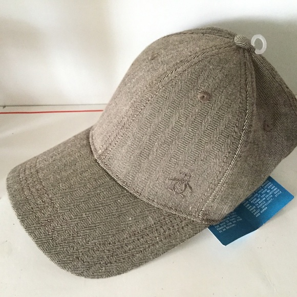 Penguin men s baseball hat grey Herringbone L XL 15212e3b6e9